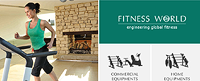 Fitness-World - Website Design and SEO